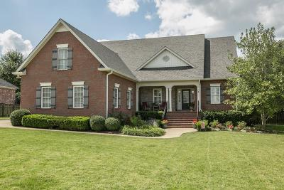 Rutherford County Single Family Home For Sale: 3469 Sulphur Springs Rd