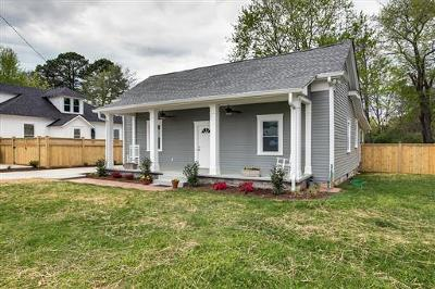Franklin Single Family Home For Sale: 428 S Petway St