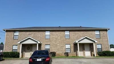 Christian County, Ky, Todd County, Ky, Montgomery County Rental For Rent: 369 #3 Peabody Dr.