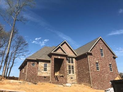 Sumner County Single Family Home For Sale: 106 Sapphire
