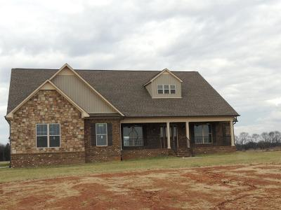Columbia Single Family Home For Sale: 4011 Kelley Farris Rd