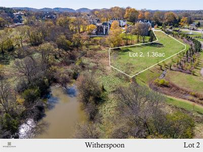 Brentwood Residential Lots & Land For Sale: 1450 Witherspoon Drive, Lot#2