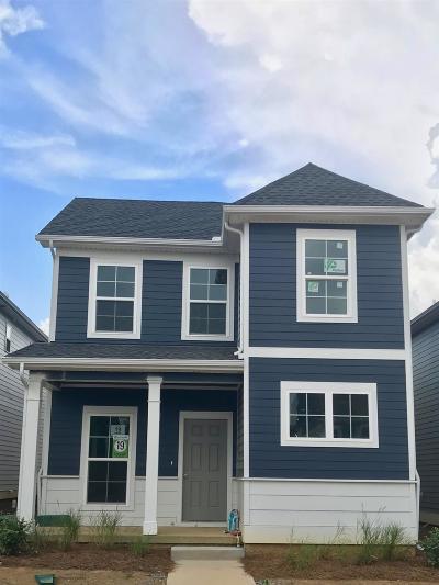 Hendersonville Single Family Home For Sale: 1115 Emery Bay Pvt Cir