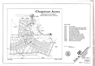 Lebanon Residential Lots & Land For Sale: Cedarway Dr