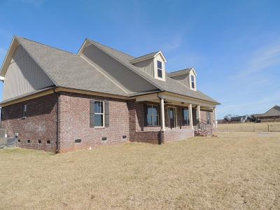 Spring Hill Single Family Home For Sale: 3997 Kelley Farris Rd