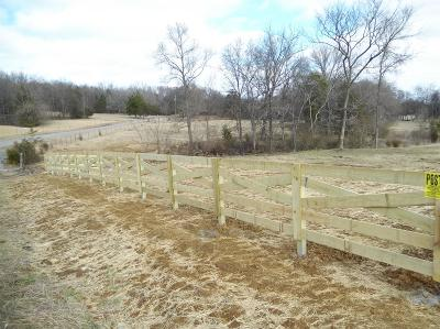 Lebanon Residential Lots & Land For Sale: Swindell Hollow