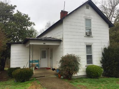 Robertson County Single Family Home Under Contract - Showing: 109 Walnut St