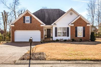 Williamson County Single Family Home For Sale: 2805 Lafayette Dr