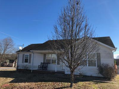 Maury County Single Family Home Under Contract - Showing: 2101 Hollandale Cir