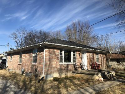 Sumner County Single Family Home For Sale: 110 Fowler Ford Rd