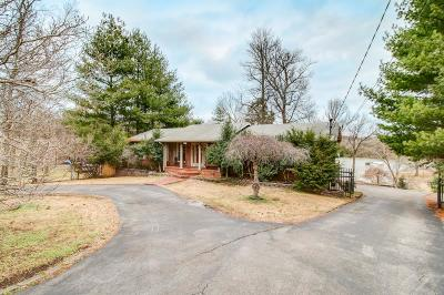 Mount Juliet Single Family Home For Sale: 306 Estate Dr