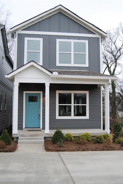 Nashville TN Single Family Home For Sale: $385,900