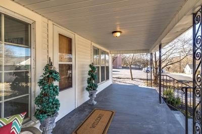 Maury County Single Family Home For Sale: 306 E 15th St