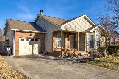 Old Hickory Single Family Home Under Contract - Showing: 2309 Riverway Dr