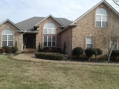 Lebanon Single Family Home For Sale: 403 Lexington Dr