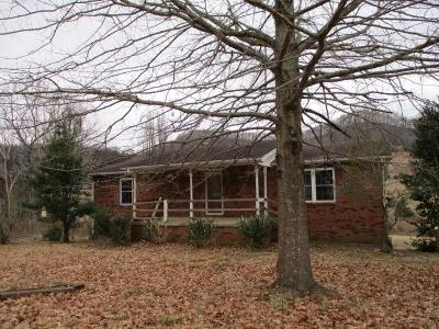 Single Family Home Sold: 168 Wilburn Hollow Road