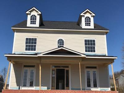 Tap Root Hills Single Family Home For Sale: 2001 Nolencrest Drive Lot 11