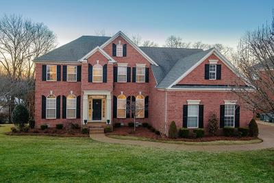 Sumner County Single Family Home For Sale: 135 Windham Cir