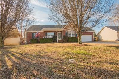 Single Family Home Under Contract - Showing: 2821 Holsted