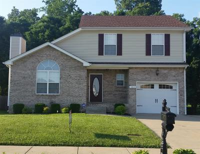 Fields Of Northmeade Single Family Home For Sale: 1313 Southwood Ct