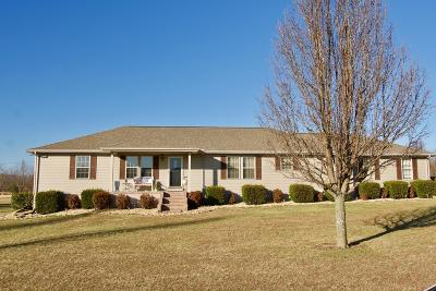 Cookeville Single Family Home For Sale: 130 Sunny View Lane