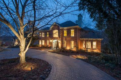 Brentwood Single Family Home For Sale: 922 Calloway Dr