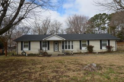 Wilson County Single Family Home Under Contract - Showing: 307 Highland Dr