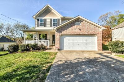 Mount Juliet Single Family Home Under Contract - Showing: 721 Veneta View Dr
