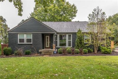 East Nashville Single Family Home Under Contract - Showing: 1507 Wendell Ave