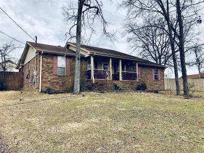 Wilson County Single Family Home For Sale: 1686 Mann Rd