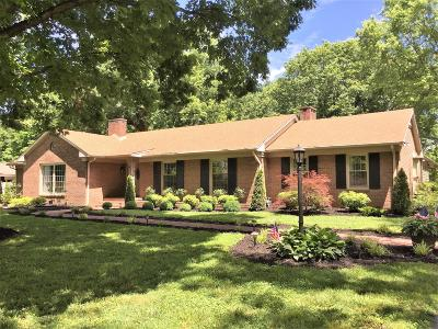 Christian County Single Family Home For Sale: 414 Hillaire Drive