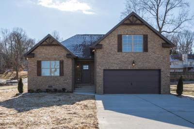 Robertson County Single Family Home For Sale: 213 Deerfield Dr