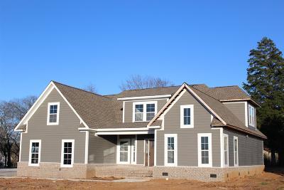 Murfreesboro Single Family Home For Sale: 723 Orange Blossom Ct