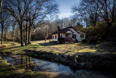 Goodlettsville Single Family Home Under Contract - Showing: 662 Happy Hollow Rd