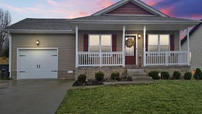 Clarksville Single Family Home For Sale: 3454 Fox Meadow Way