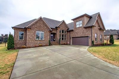 Murfreesboro Single Family Home For Sale: 523 Urlacher Dr