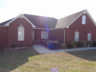 Shelbyville Single Family Home For Sale: 231 Amos Smith Rd