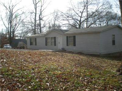 Cheatham County Single Family Home Under Contract - Showing: 194 Arbor Loop