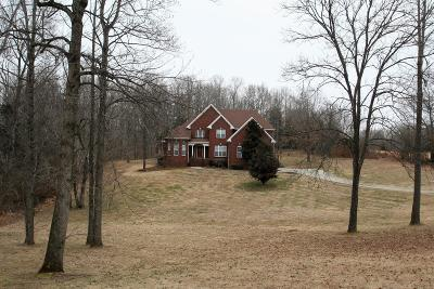 Robertson County Single Family Home Under Contract - Showing: 4262 Mount Sharon Rd