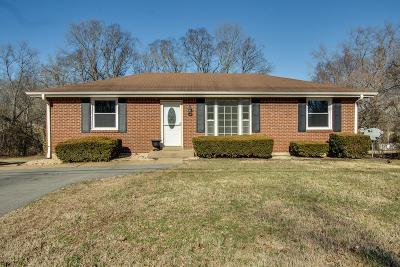 Madison Single Family Home For Sale: 504 Chadwell Dr