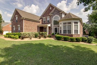 Franklin Single Family Home Under Contract - Showing: 319 Stillcreek Dr