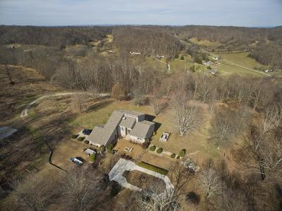 Marshall County Single Family Home For Sale: 1035 Cheek Rd