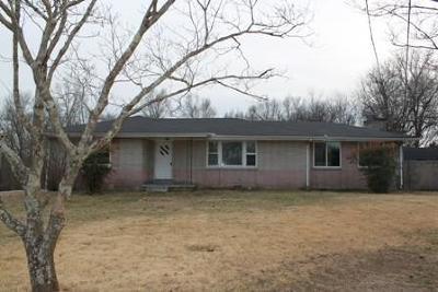 Ashland City Single Family Home Under Contract - Showing: 1603 Highway 12n