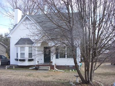Wilson County Single Family Home Under Contract - Showing: 1013 Heydel Cir