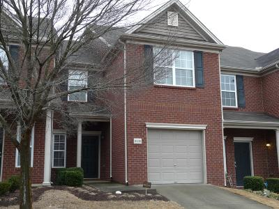 Brentwood Condo/Townhouse Under Contract - Showing: 8430 Charbay Cir