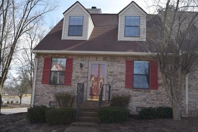Hendersonville Condo/Townhouse Under Contract - Showing: 230 Deerpoint Ct
