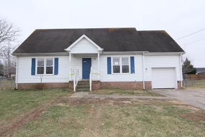 Oak Grove Single Family Home For Sale: 926 Arrow Cir