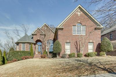 Franklin Single Family Home Under Contract - Showing: 241 King Arthur Cir