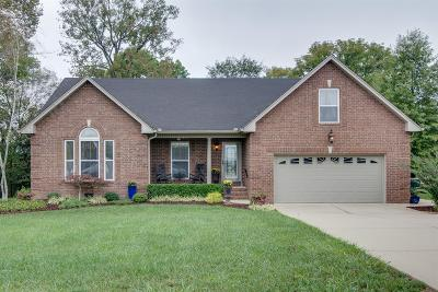 Sumner County Single Family Home For Sale: 672 Community Ct