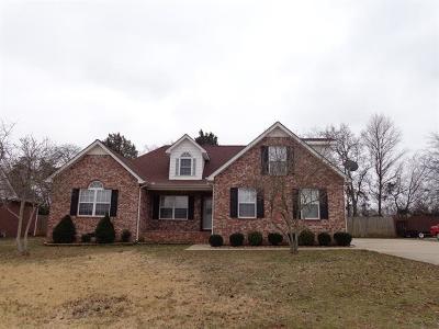 Murfreesboro Rental For Rent: 314 Thetahill Road